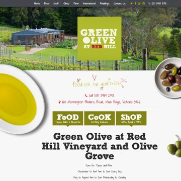 Green Olive Thumbnail