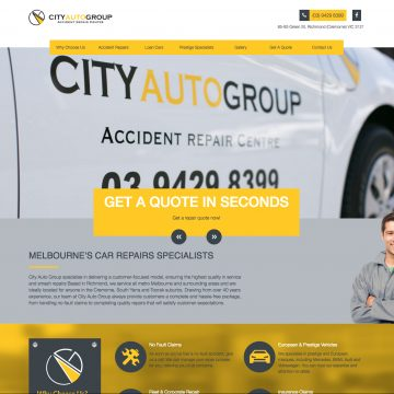 City Auto Group Thumbnail