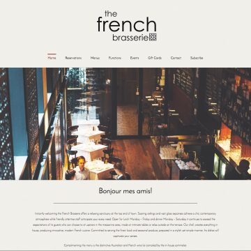 French Brasserie Thumbnail