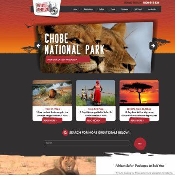 Wild Africa Thumbnail